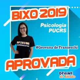 APROVADOS 2019