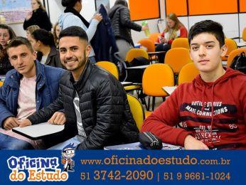 Entrega de materiais alunos ANUAL 2018
